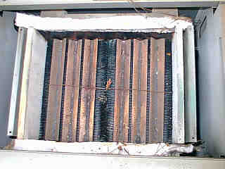 Heat Exchanger Top View